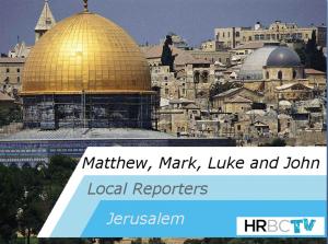 Palm Sunday - Jerusalem
