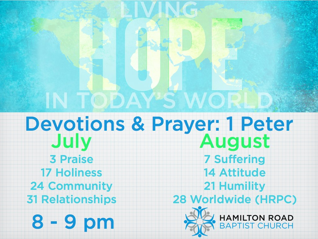 Living Hope Series.