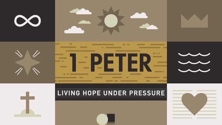 Living Hope Under Pressure